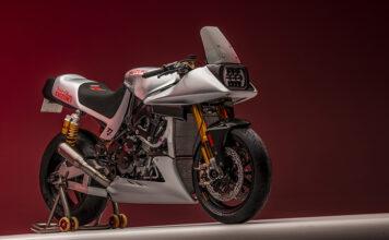 Team Classic Suzuki Unveils Katana Project Build