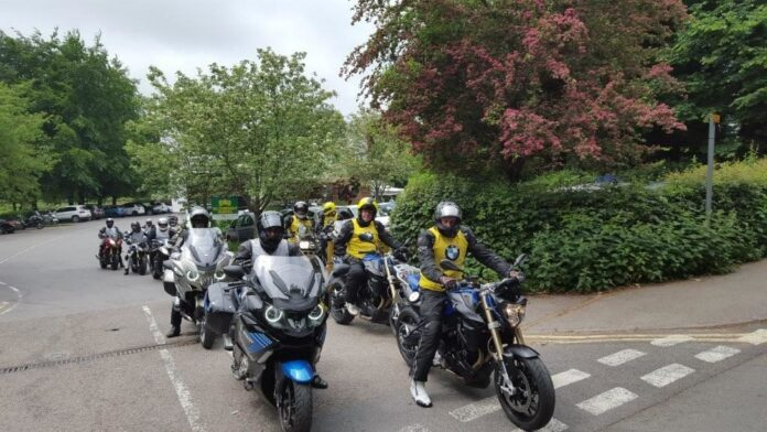 Test Ride A Bmw At The Bikesafe Show & Squires Cafe This Summer