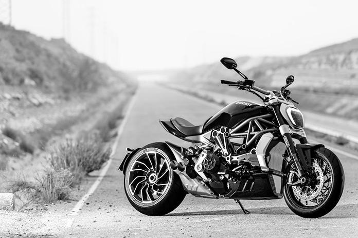 "The Ducati Xdiavel S Wins The Prestigious ""good Design Award 2016"""