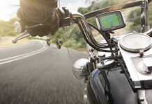 The All-new Tomtom Rider: Choose Your Own Adventure