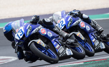 This Is The 2021 Yamaha R3 Blu Cru European Cup