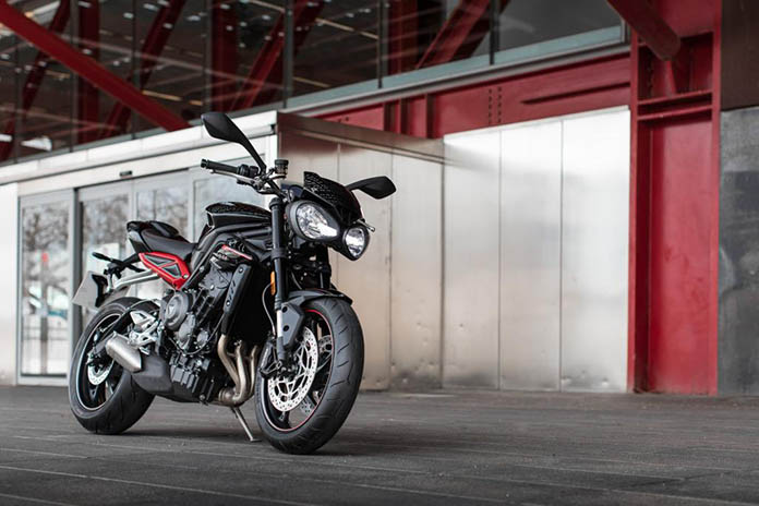 Triumph Motorcycles Street Triple R Low Arrives In Dealerships