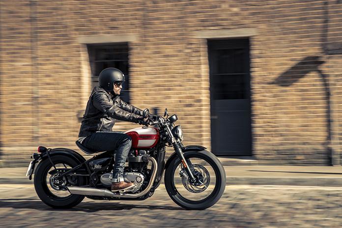 Triumph Motorcycles Announces New Colour Options