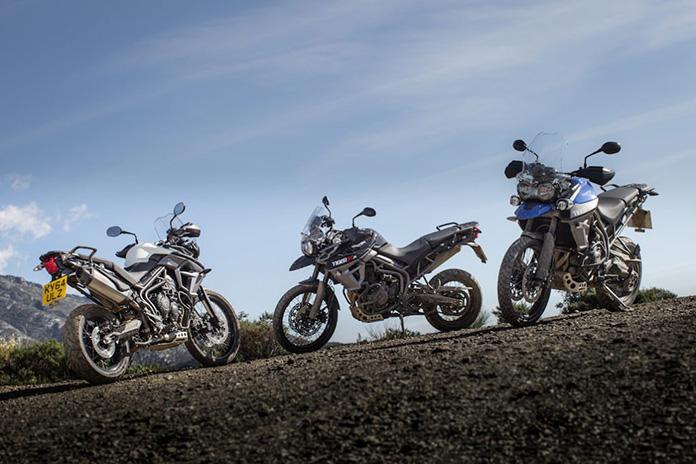 Triumph Motorcycles Announces Tempting Range Of Summer Deals