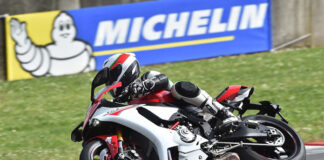 Michelin Launches Iconic Riding Days