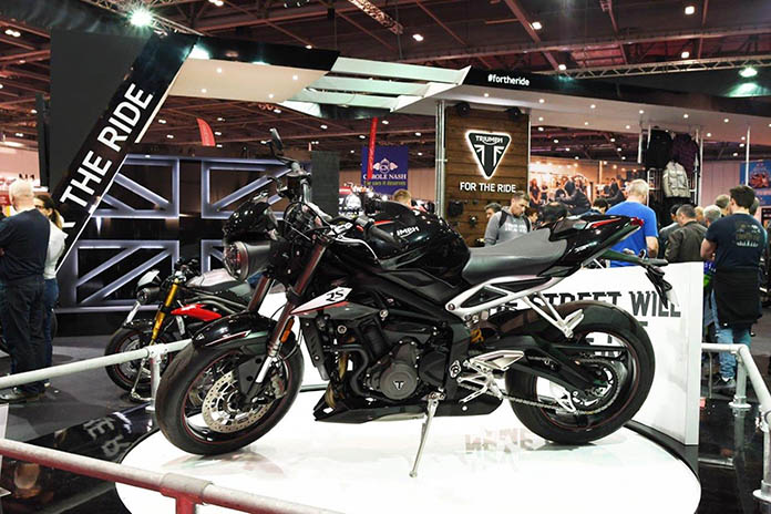 Two Wheel Heaven Descends On The Capital At The2108 London Motorcycle Show Returns