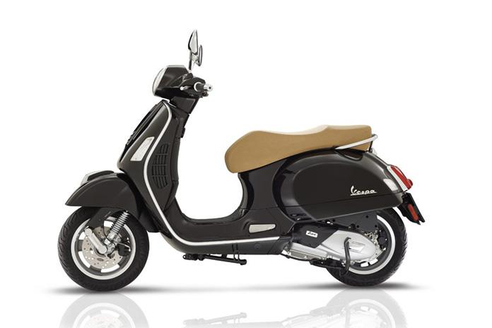 Vespa Gts 125 And 150 Euro 4