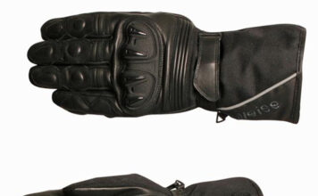 Weise Lima Gloves Have The Fit, Feel And Features For Winter