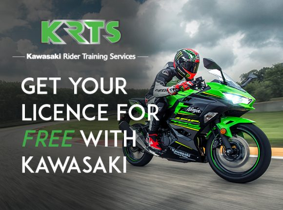 Win A Rider Training Course With Krts At Motorcycle Live