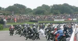 World Champions Schwantz, Spencer And Corser Head Two Wheeled Line Up At Goodwood Revival