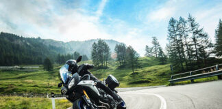 2018 New Yamaha Tracer 900 And Tracer 900gt
