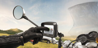Tomtom Launches New Rider Device For Motorbikes