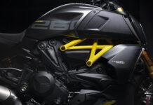 """""""lights On Me"""": New """"black And Steel"""" Version For The Diavel 1260 S"""