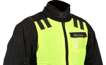 Weise Vision Neon Waistcoat
