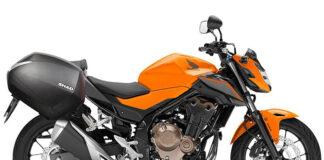 Honda Cb500, Nc750 & Integra New Shad Luggage Fitting Kits