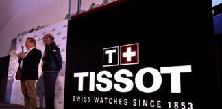 Motogp Engines Get Revved Up For New Tissot Chronographs