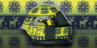 Sepang, A Winter Helmet For Rossi