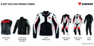 D-air® Misano 1000. The Future Of Protection Is In D-air®