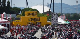 World Ducati Week 2016: It's A Ducati Scrambler Reunion