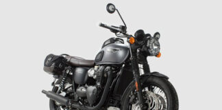 Distinguish Your Street Twin With Sw-motech