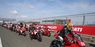 2015 Ducati Uk Track Days Announced For Donington Park And Silverstone