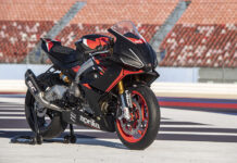 Aprilia Rs 660 Trofeo Available For Purchase