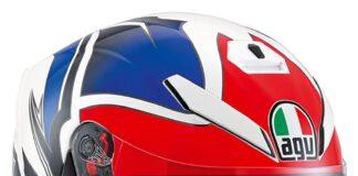Agv K-5 Helmet Obtains Sharp Four Star Rating