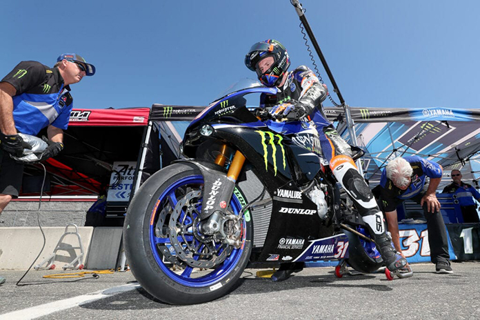 Motoamerica Riders Fast On New Pavement At Barber Motorsports Park