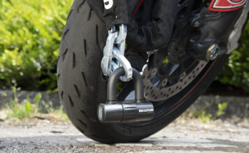 New From Oxford: Hd Max Chain Lock