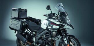 Save With New Suzuki V-strom 1000 Aluminium Luggage Set