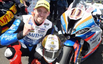 Peter Hickman Forges Closer Partnership With Dunlop