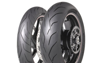 Dunlop Sportsmart Mk3 Now Available For Key Mid-size Sports Bikes