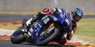 Gagne On Top On Day One Of Honos Superbike At Road America