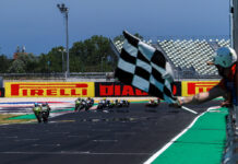 Huertas Claims Worldssp300 Championship Lead With Thrilling Race 1 Victory At Misano