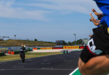 Aegerter Takes Back-to-back Wins As Yamaha Win Their 100th Worldssp Race