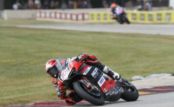Gagne Does It Again At Road America