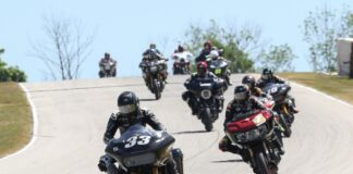 Wyman Gives Harley-davidson Its First Mission King Of The Baggers Victory