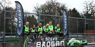 Kawasaki Motors Uk Partner With Steve Brogan Superbike School