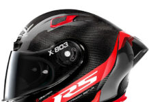 Nolangroup Presents The New X-803 Rs Ultra Carbon