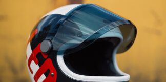 Win Indian Motorcycle X Wheels & Waves Limited Edition Hedon Helmet