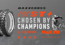 4th Place Championship Position Proves New Maxxis Tyre