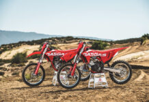 Gasgas Expand Dirt Bike Line-up For 2022