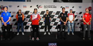 Riding Style Will Do A Lot: Motogp Gears Up For The Sachsenring