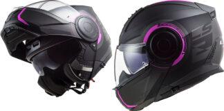 Fresh Look For Ls2 Flip-front Helmet