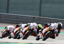 Alonso Has Winning Sachsenring Rookies Cup Move