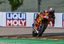 Fernandez Fights Back For Third Pole Of The Season At The Sachsenring