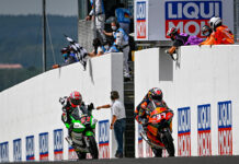 Acosta Back On The Attack With A Sachsenring Stunner
