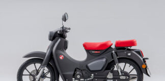 The Super Cub and Monkey return to Hondas European line up 01