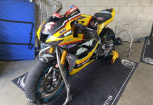 Number 1 Plates to support Dan Linfoot in 2021 British Superbike Championshi 01