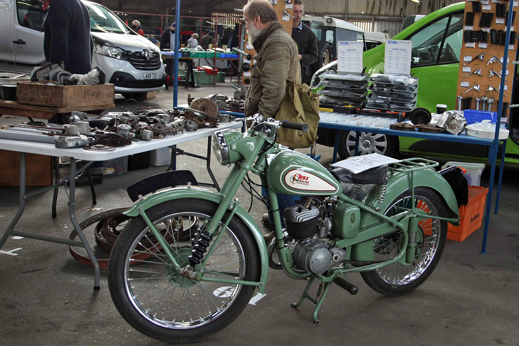 Ardingly Summer Classic Show Bikejumble is ON 01